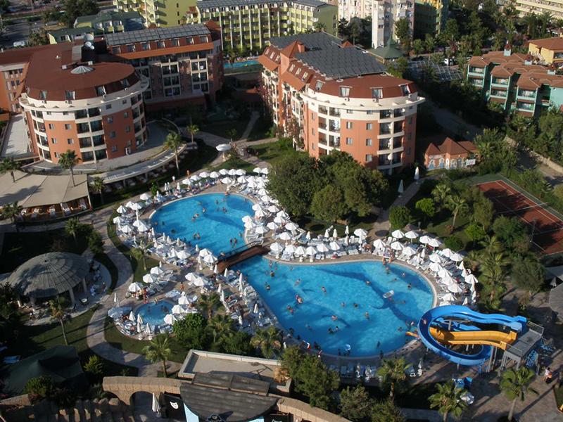 Турция, Palmeras Beach Hotel 5*, Алания
