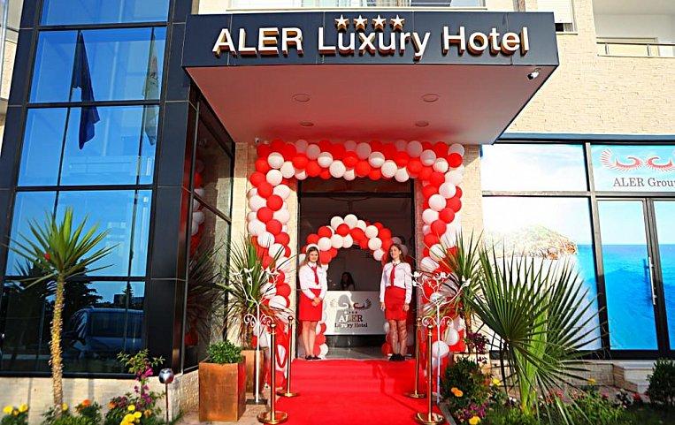 Албания, ALER Luxury Hotel Vlora 4*, Влера