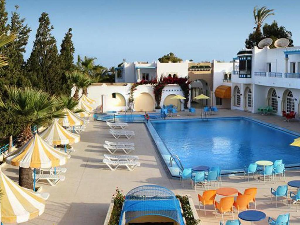Тунис, My Hotel Garden Beach 3*, Монастир