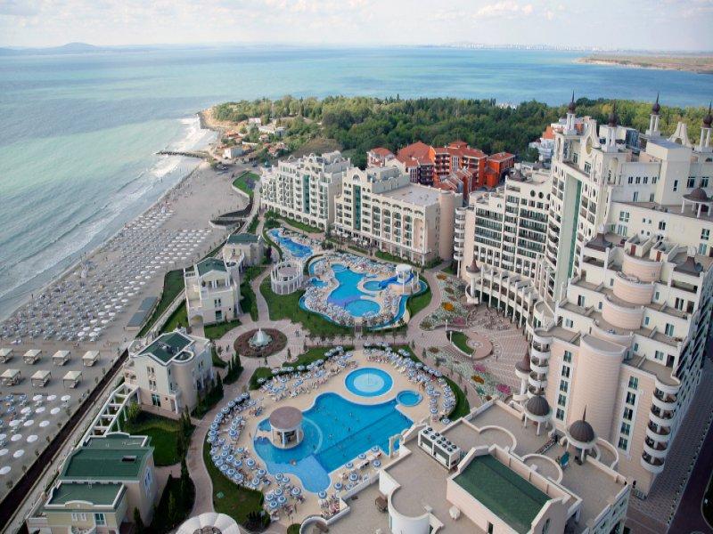 Болгария, Sunset Resort 5*, Поморие