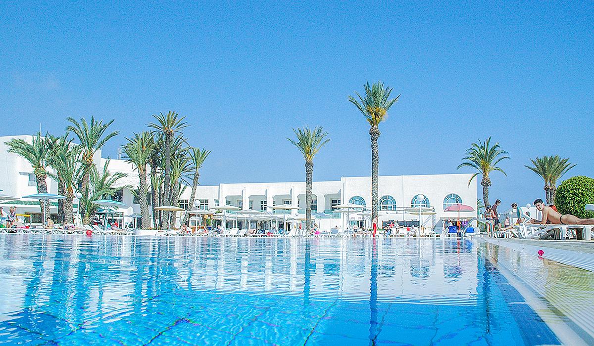 Тунис El Mouradi Club Kantaoui 4*, Порт Эль-Кантауи