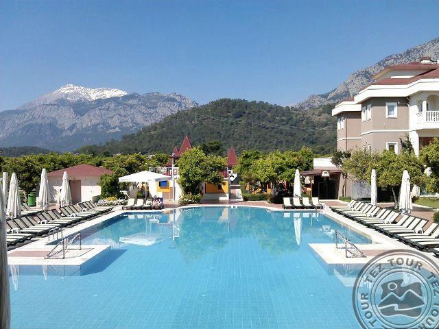 Турция GARDEN RESORT BERGAMOT HOTEL 4*, Кемер