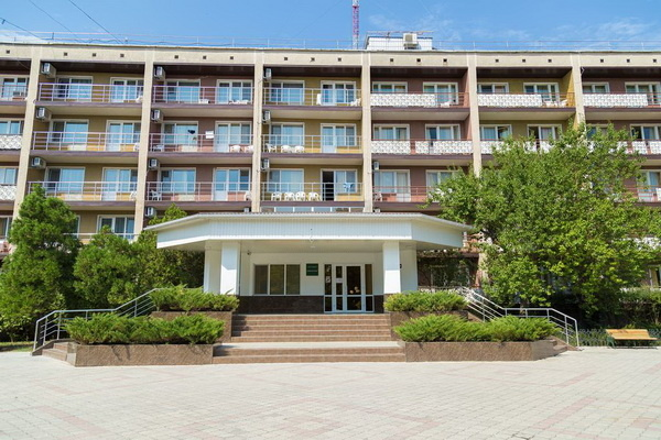 Коблево, отель ОДЕССА