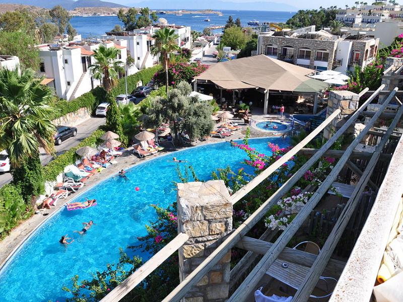 Турция Ayaz Aqua Hotel 4*, Бодрум