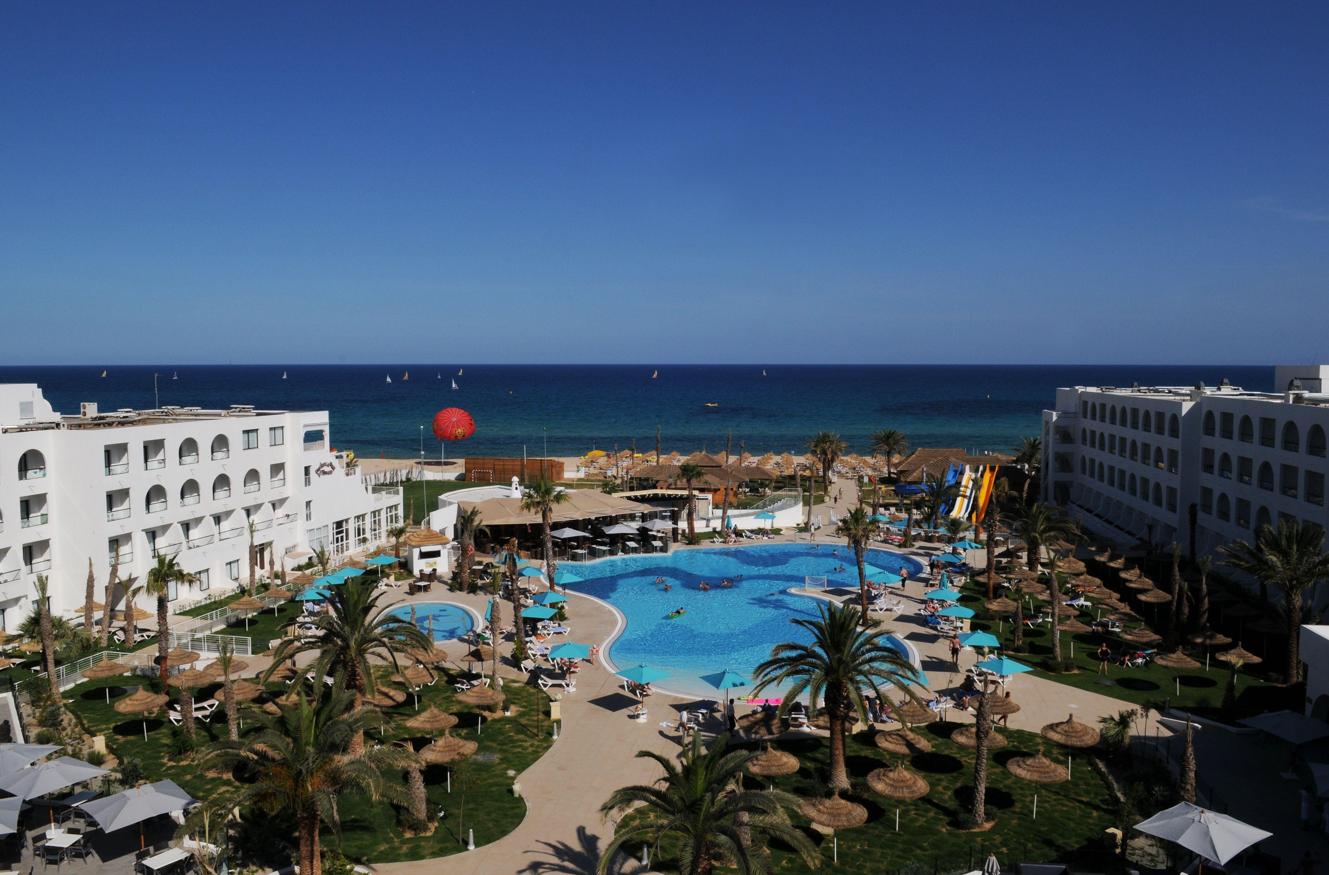Тунис Vincci Nozha Beach 4*, Хаммамет