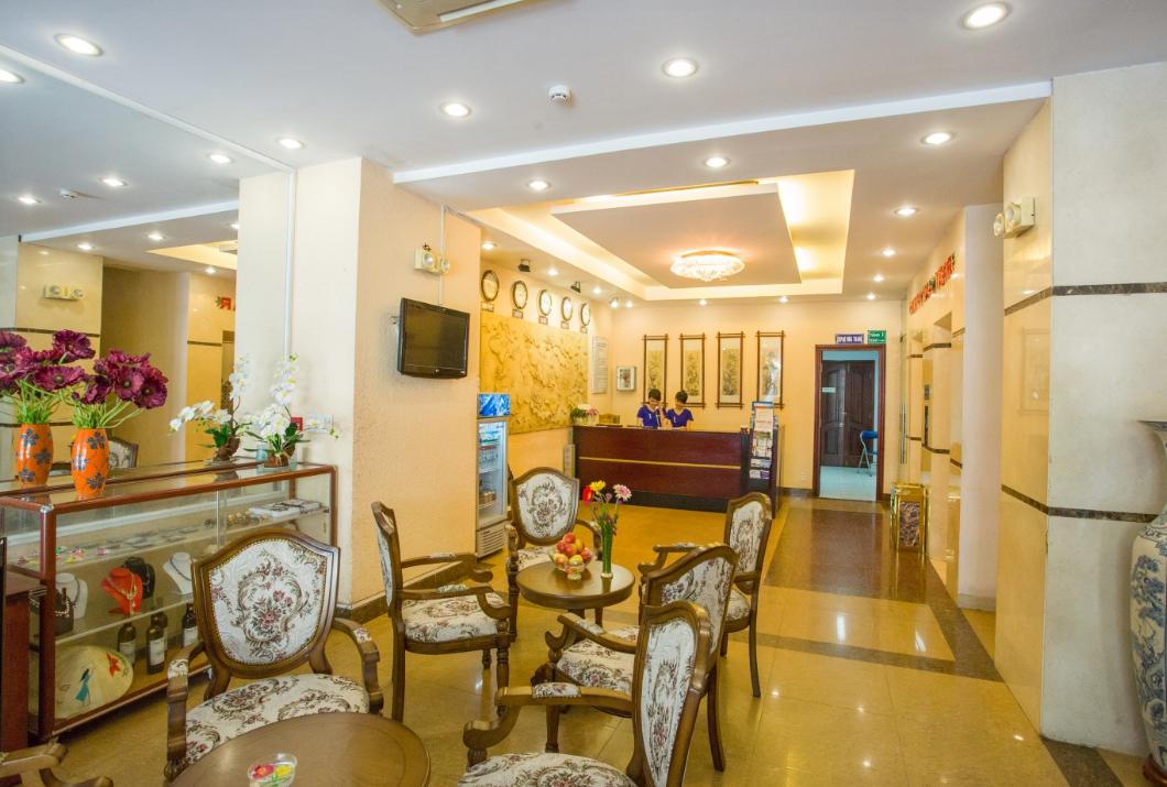 Вьетнам Copac Hotel 3* , Кханьхоа