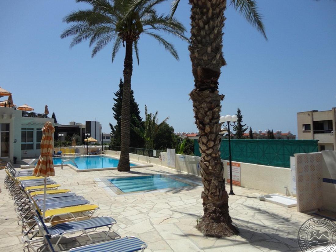 Кипр AGAPINOR 3*, Пафос