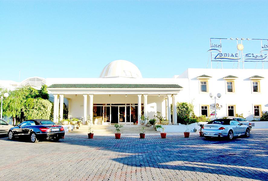 Тунис Hotel Zodiac 4*, Ясмин