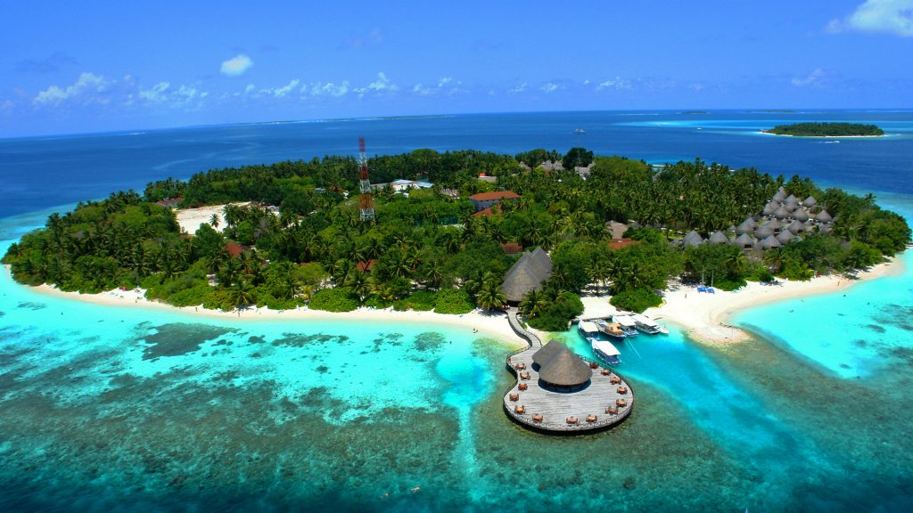 Мальдивы, BANDOS MALDIVES 5 *, Северный Мале