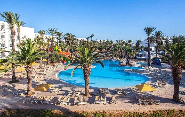 Тунис, Marhaba Club 4*, Сусс