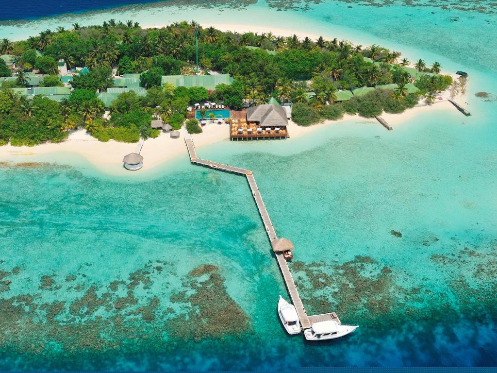 Мальдивы, ERIYADU ISLAND RESORT 4 *, Северный Мале