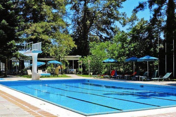 Кипр, FOREST PARK HOTEL 4 *, Троодос