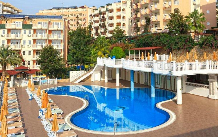 Турция, CLUB PARADISO 5 *, Инжекум-Алания