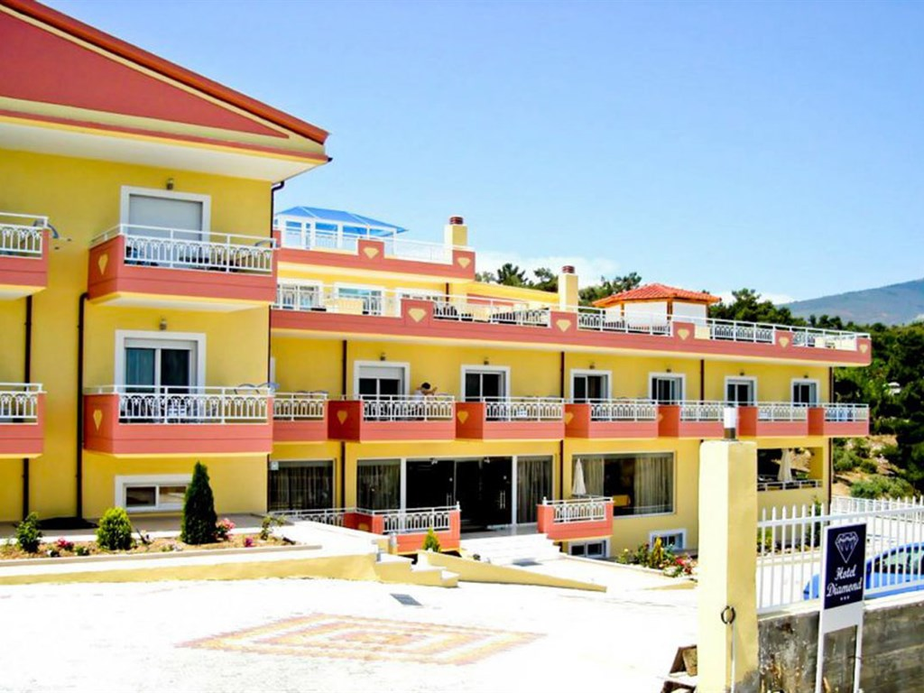 Греция (авиа) DIAMOND HOTEL 3* , о.Тасос