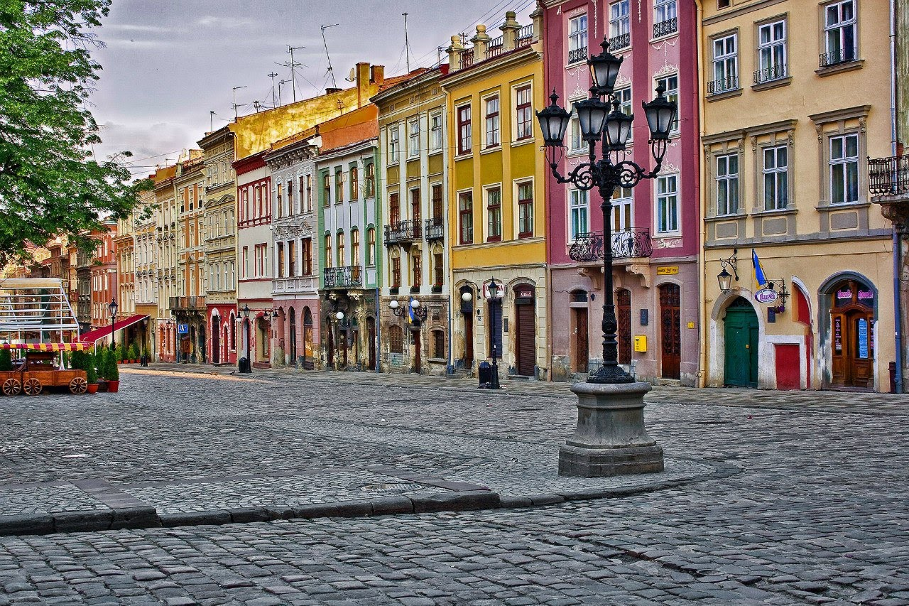 Тур выходного дня во Львов