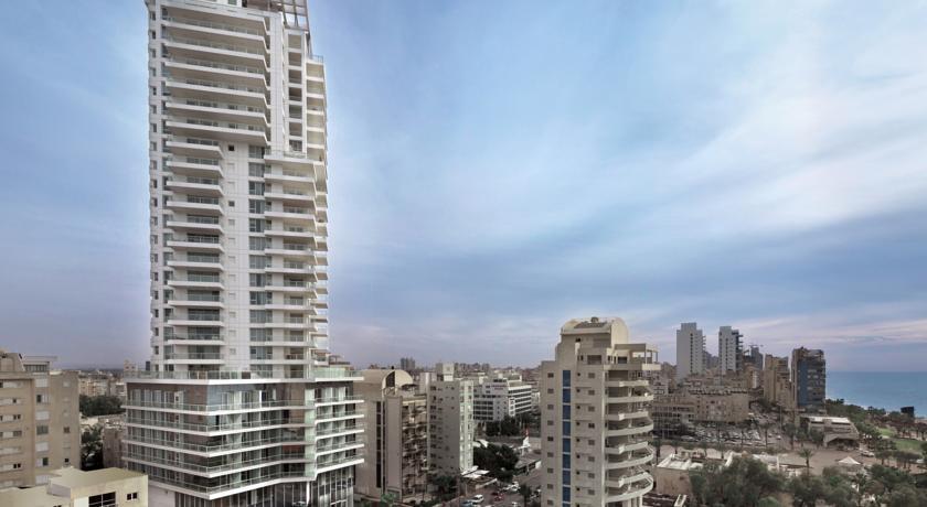 Израиль M GALLERY BY SOFITEL (DAVID TOWER) 5*, Нетания
