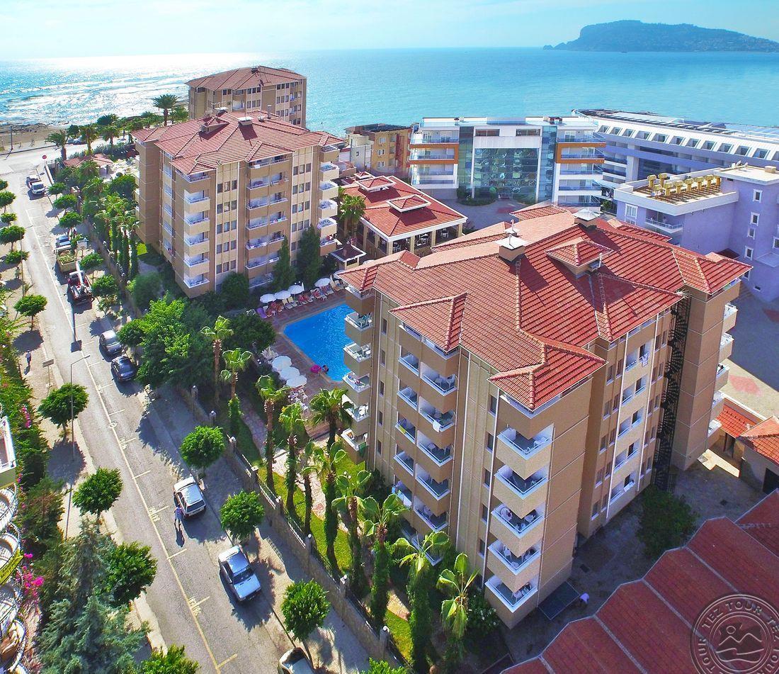 Турция, SARITAS HOTEL 4*, Инжекум - Алания
