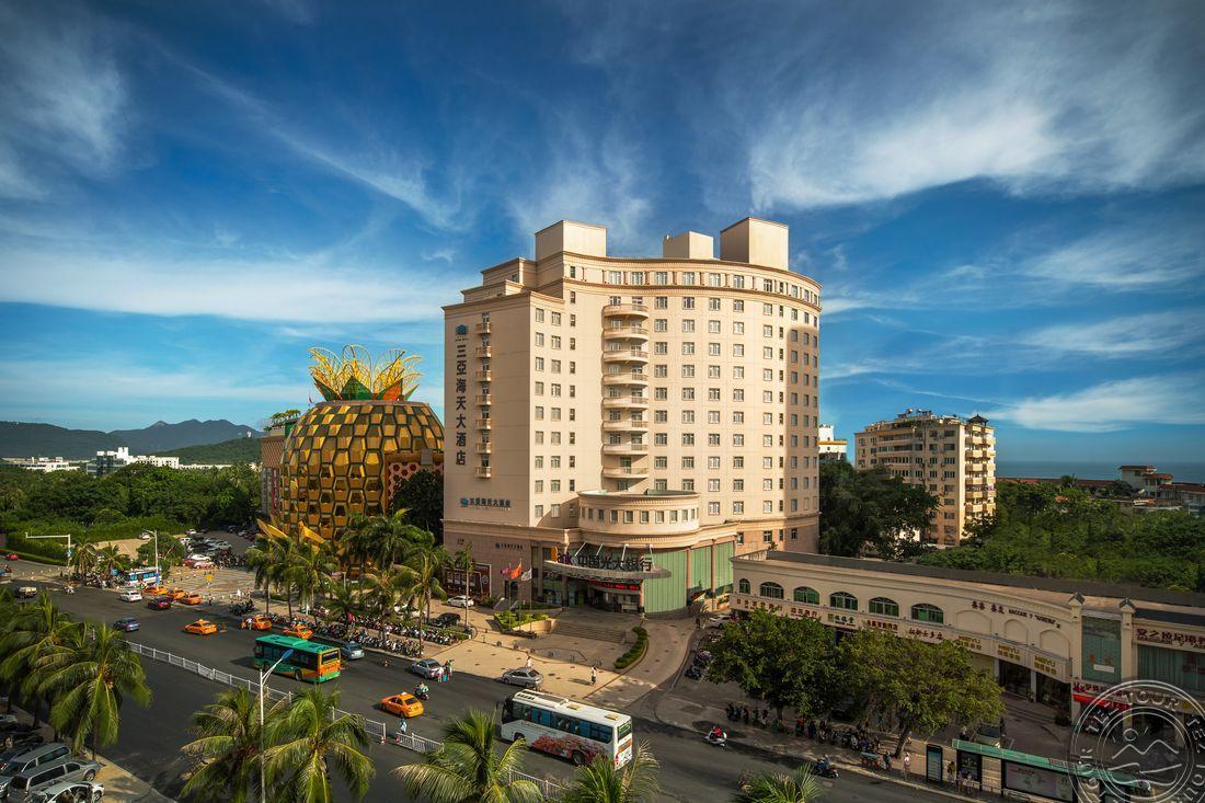 Китай, HYTON HOTEL SANYA 4 *, Дадунхай