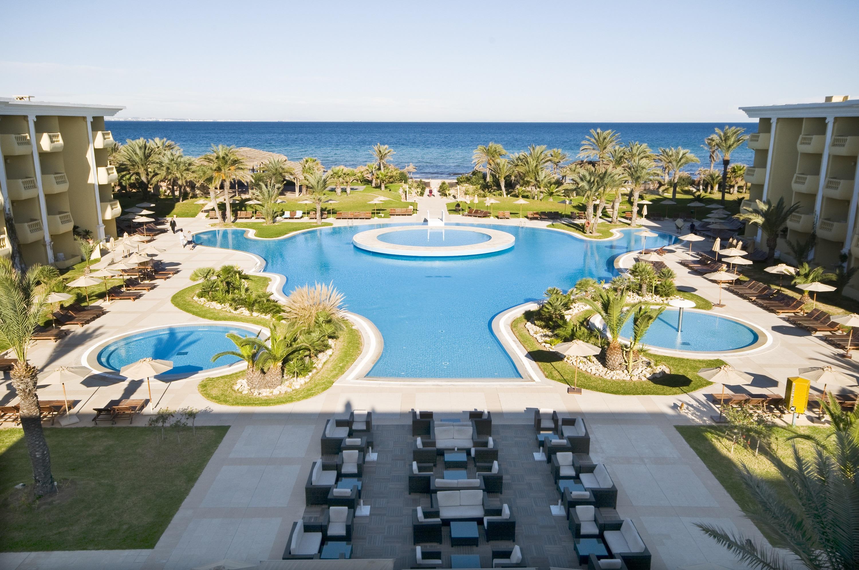 Тунис Royal Thalassa Monastir 5*, Сканес