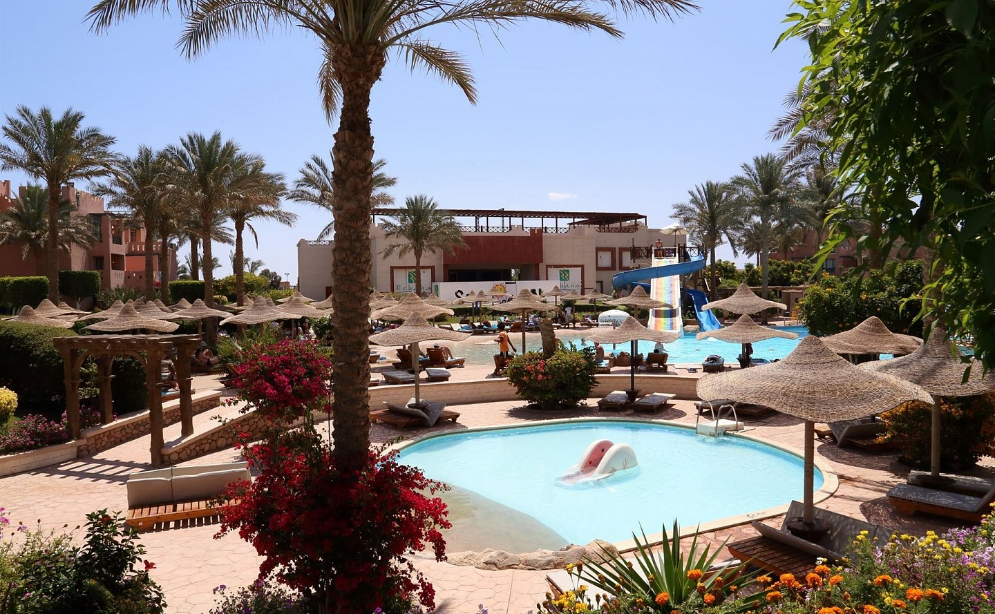 Египет, REHANA SHARM RESORT, AQUA PARK & SPA 4 *, Шарм-эль-Шейх