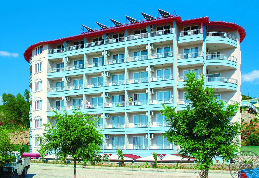 Турция VITAL HOTEL 3 *, Инжекум-Алания