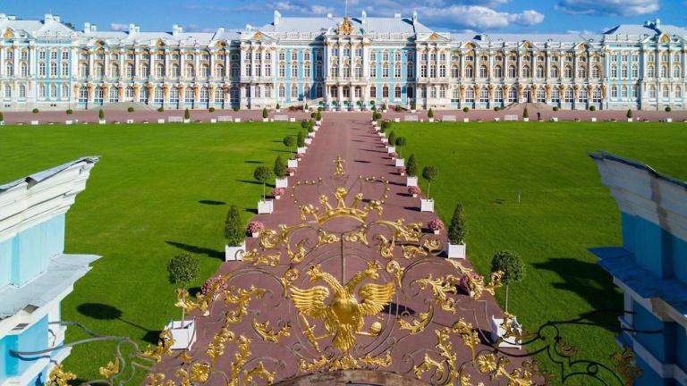 Тур выходного дня в Санкт-Петербург + Выборг