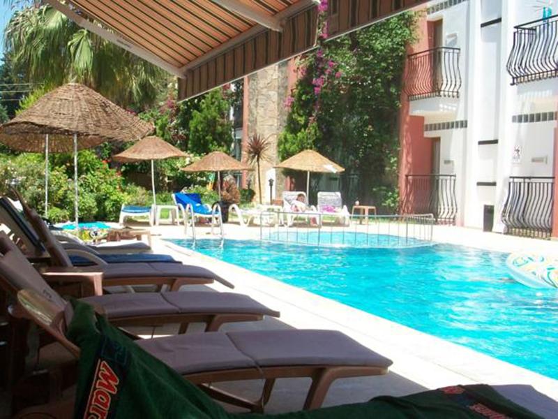 Турция Kriss Hotel 3*, Бодрум