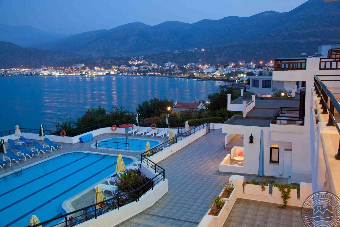 Греция (авиа) HORIZON BEACH RESORT HOTEL 4*, о.Крит, Ираклион