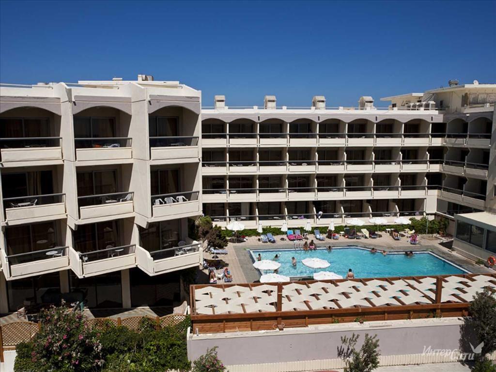Греция (авиа) LOMENIZ HOTEL 3*, о.Родос