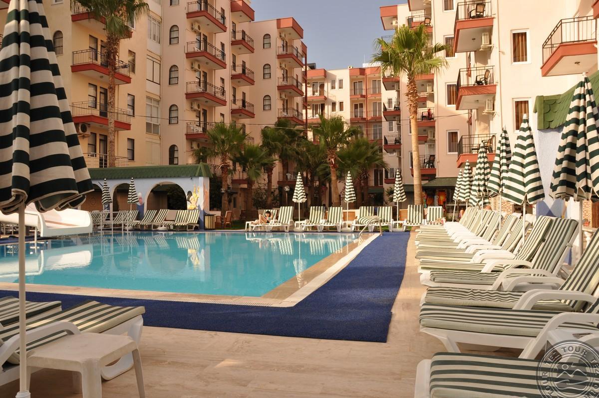 Турция ASTOR BEACH HOTEL 3*, Аланья