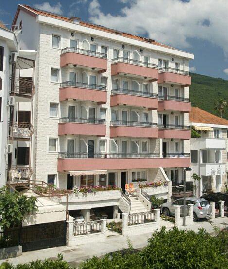Черногория (авиа) Radjenovic 4*, Будва