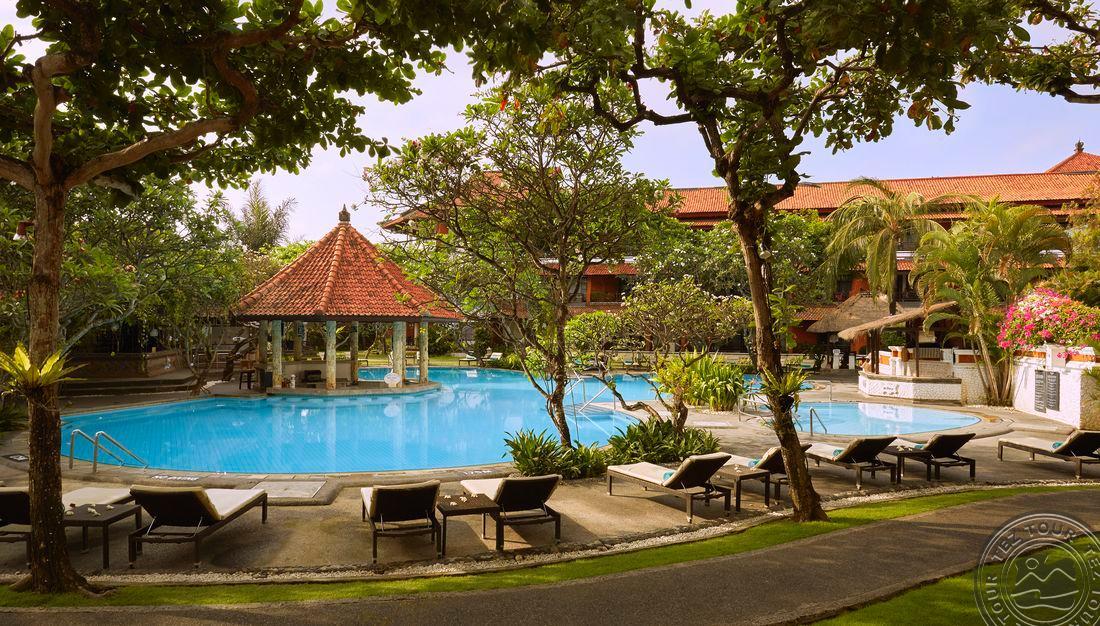 Индонезия SOL BEACH HOUSE BENOA BALI 5*, Бали - Танджунг Беноа