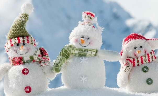 Новый год и Рождество в Финляндии!