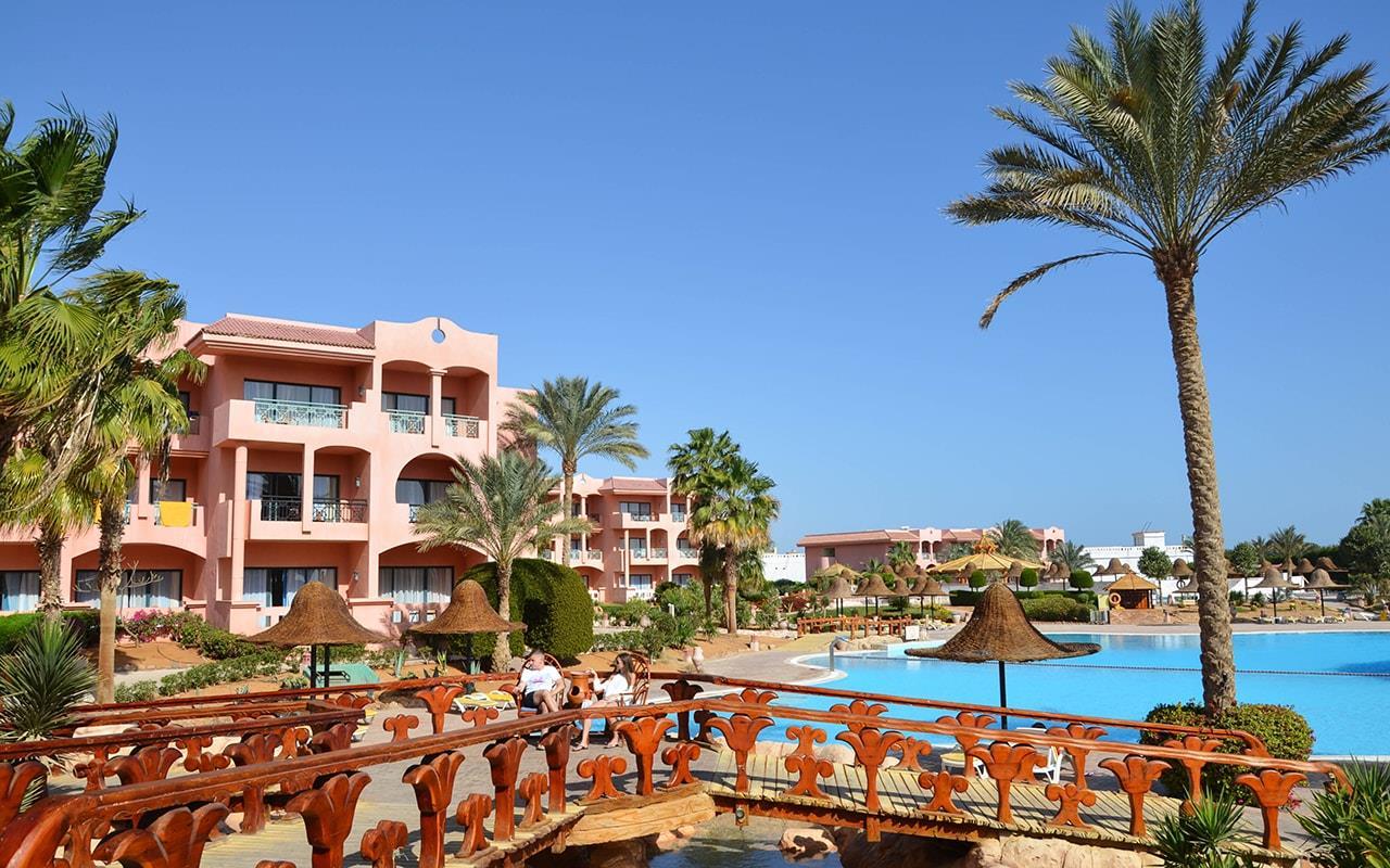 Египет, Parrotel Aqua Park Resort 4*, Шарм-эль-Шейх