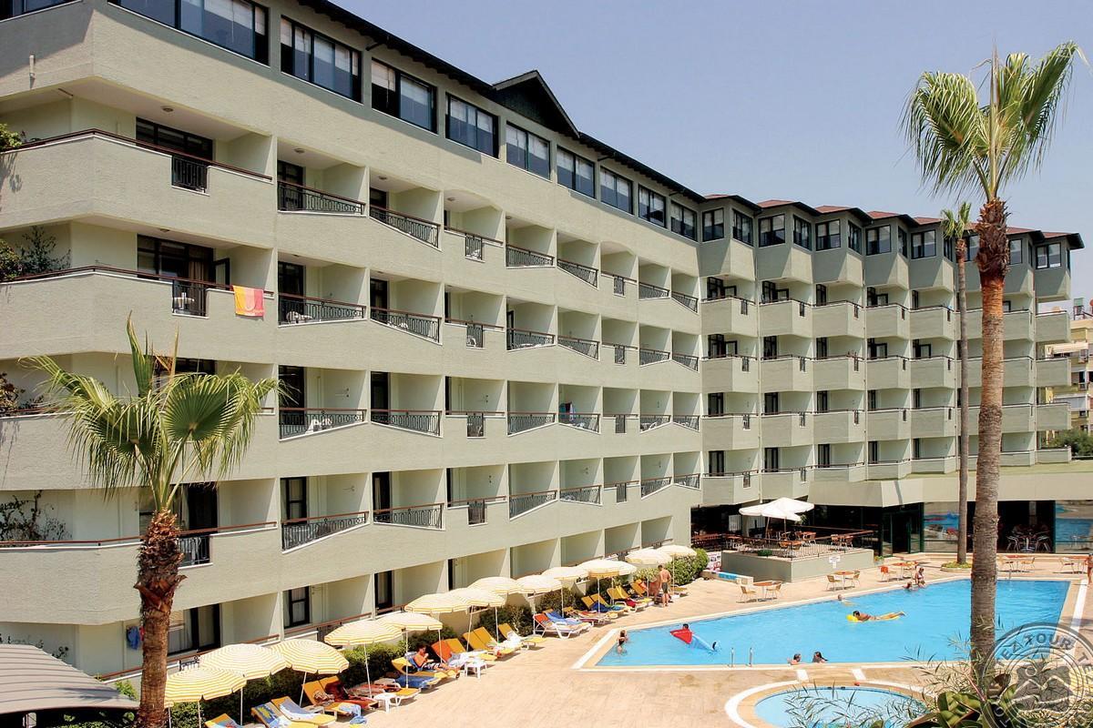Турция ELYSEE HOTEL 4*, Инжекум - Алания