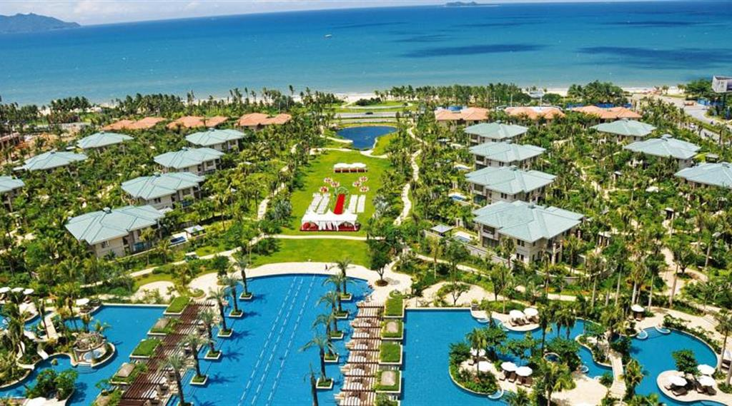 Китай, HOWARD JOHNSON RESORT SANYA BAY 5 *, Санья-Бей