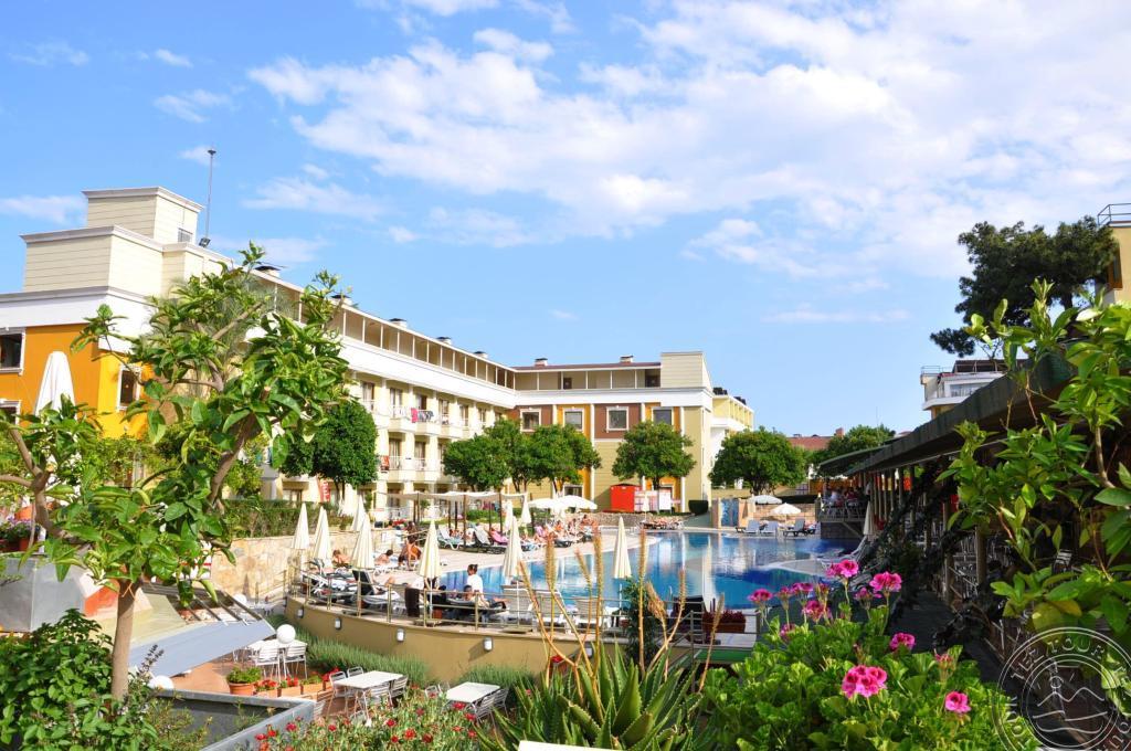 Турция NOVIA GELIDONYA HOTEL 4*, Кемер