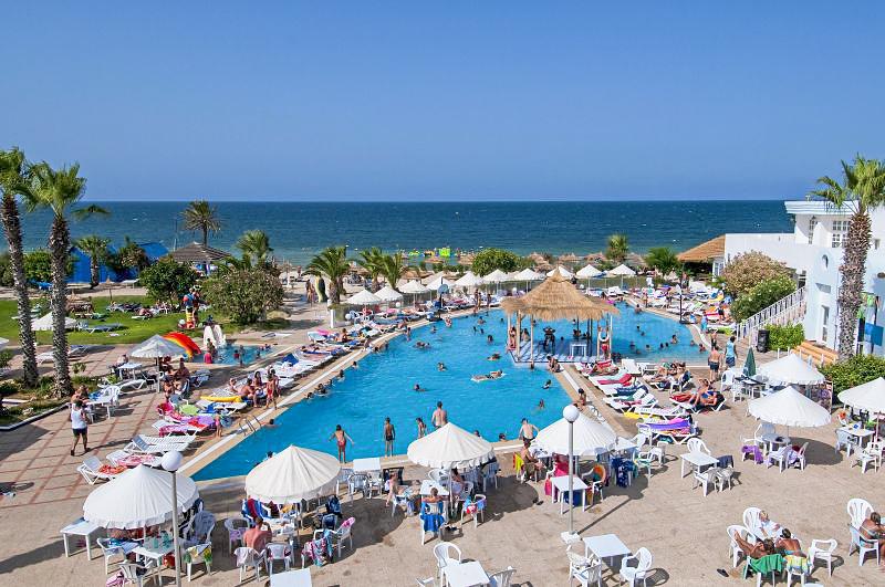 Тунис Hotel Eden Club 3*, Монастир
