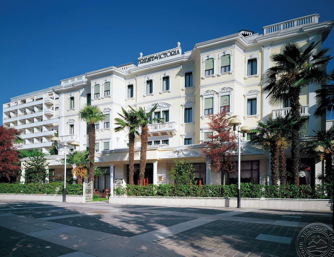 Италия TRIESTE & VICTORIA GRAND HOTEL (ABANO TERME) 5*, Венето: Абано Терме