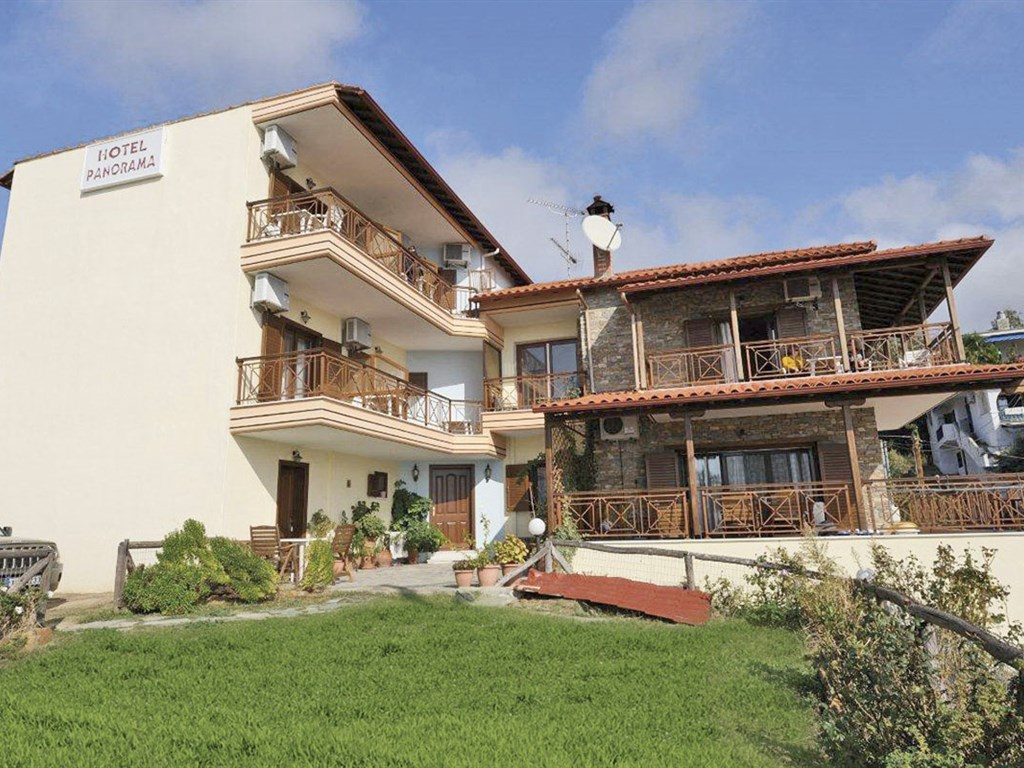 Греция (авиа) PANORAMA SPA HOTEL 2+* Халкидики-Афон