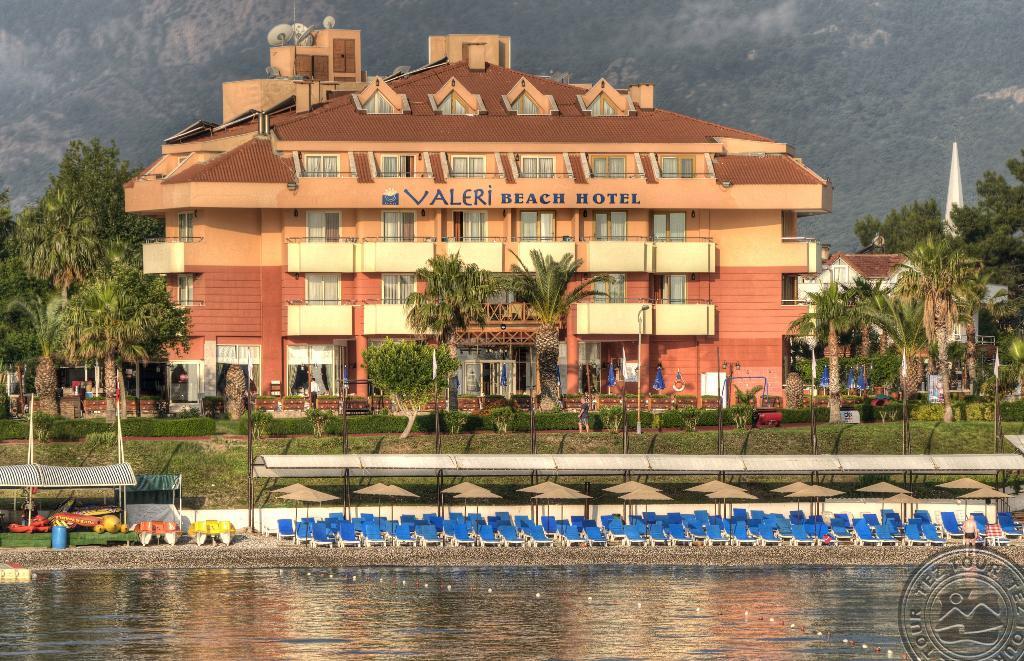 Турция VALERI BEACH HOTEL 4*, Кемер