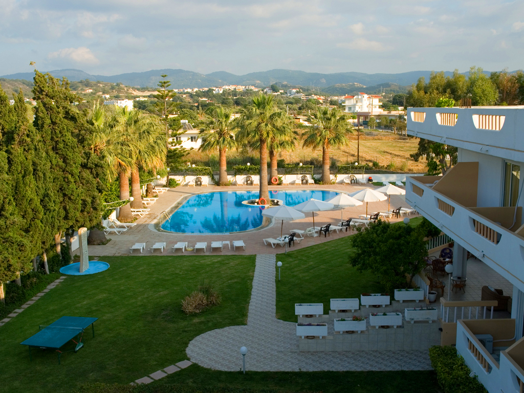 Греция (авиа) SABINA HOTEL 3*, о.Родос