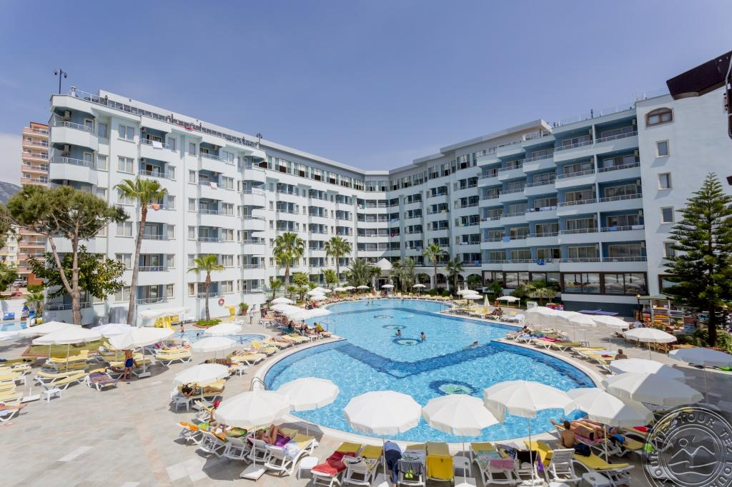 Турция SENZA HOTELS GRAND SANTANA HOTEL 4*, Инжекум - Алания