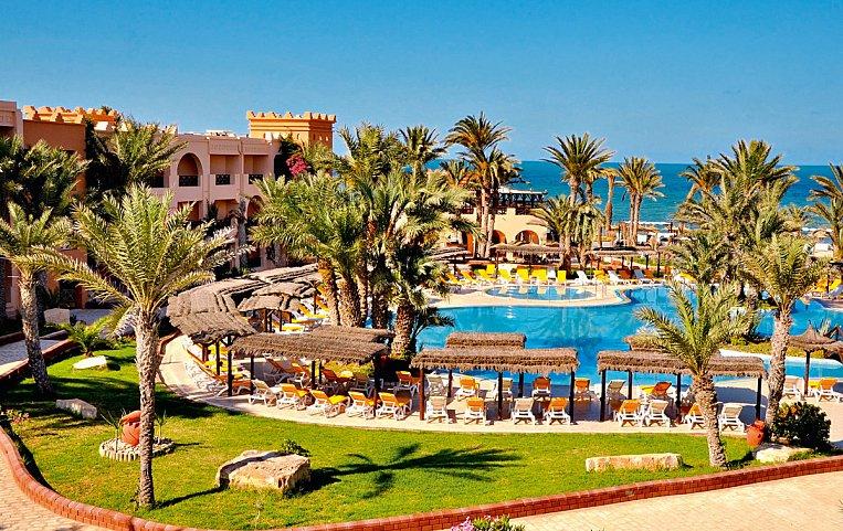 Тунис, Vincci Safira Palms 4*, о. Джерба