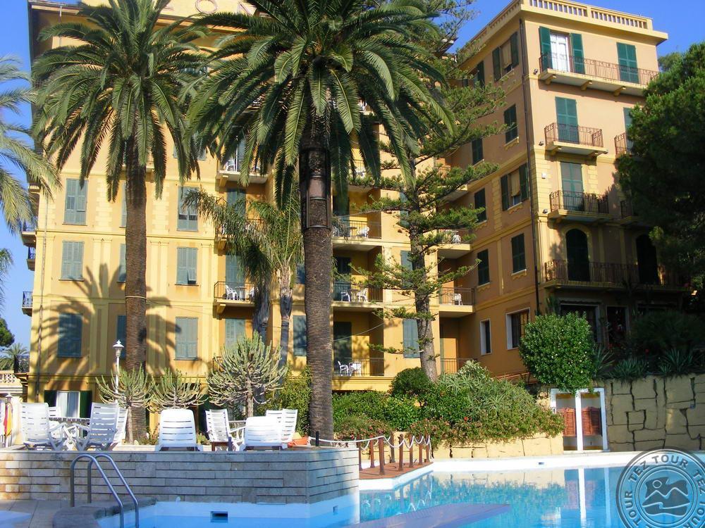 Италия GRAND HOTEL DE LONDRES (SAN REMO) 4*, Лигурия - Ривьера-ди-Поненте