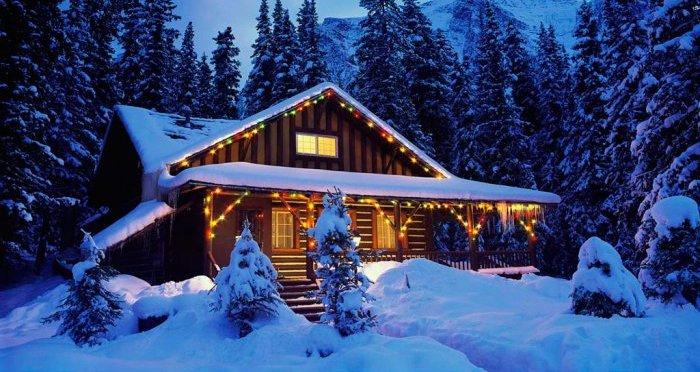 Новогоднее путешествие в Карелию и Северную Пальмиру