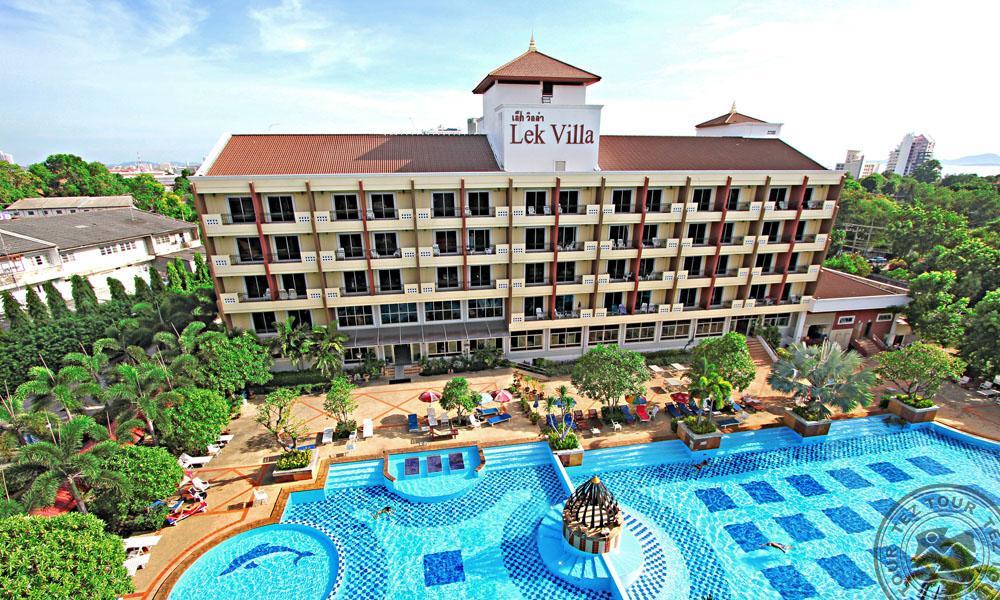 Таиланд LEK VILLA 3*, Паттайя