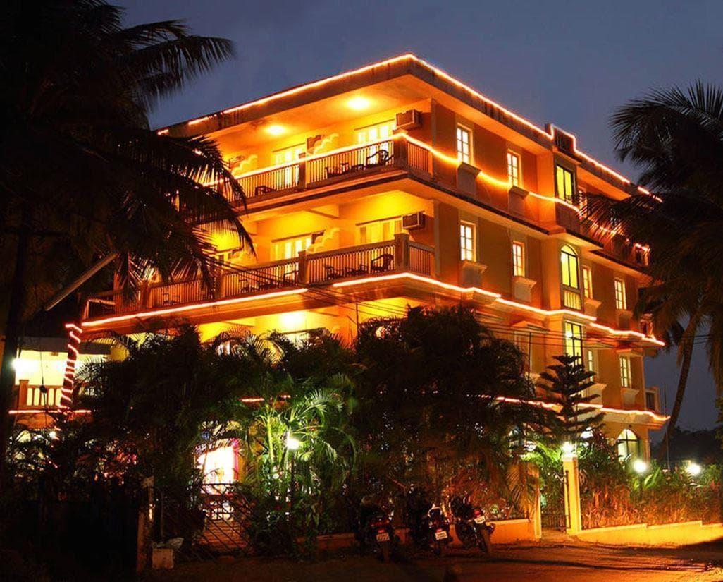 Индия, Гоа Alagoa Resort 2*
