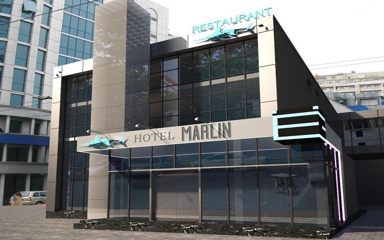 Одесса, отель Marlin 4*