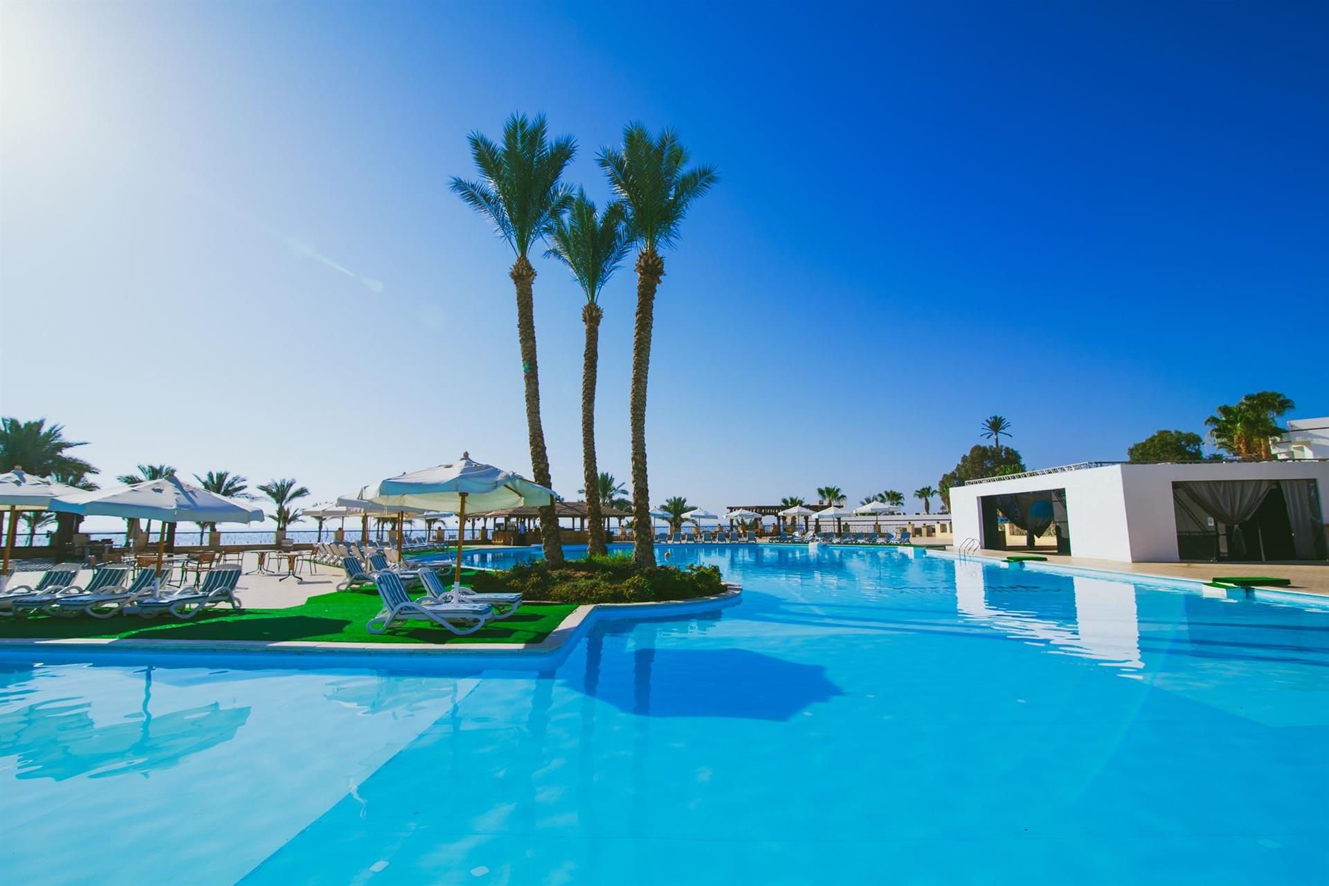 Египет VERA CLUB QUEEN SHARM RESORT VIEW & BEACH 4*